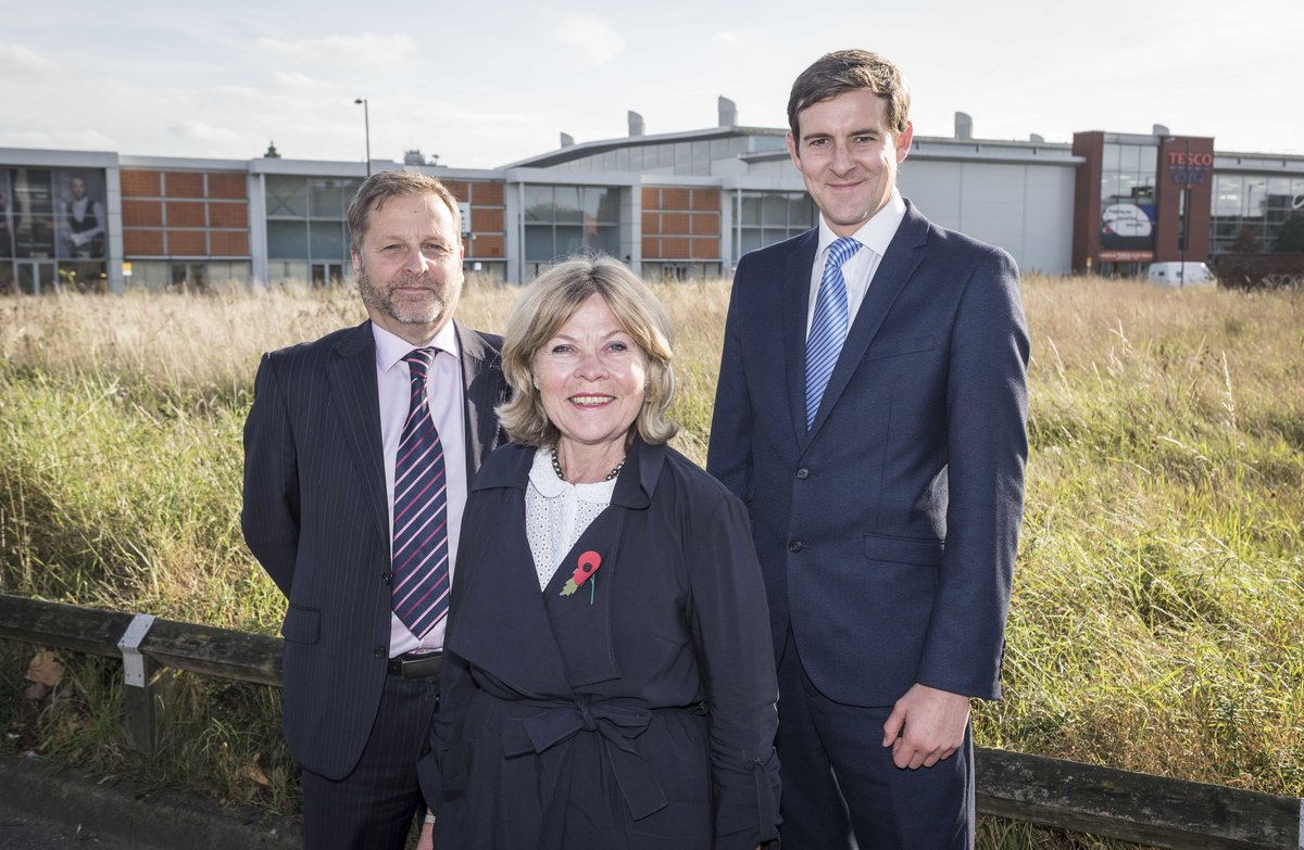 163 6 9m Backing For Walsall Town Centre Development By Wmca