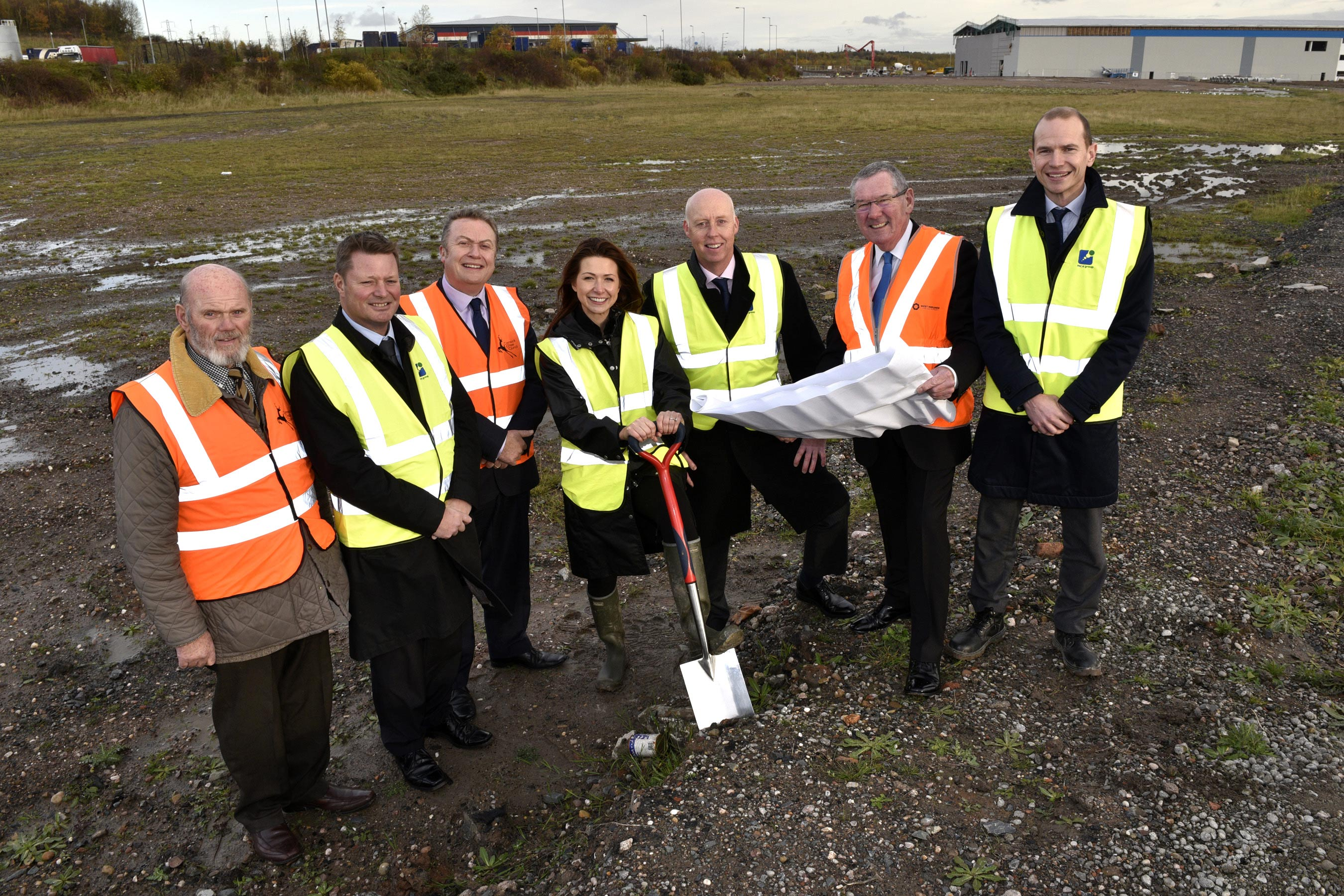 Finance Birmingham arranges £7m funding on speculative industrial development at Kingswood, Cannock