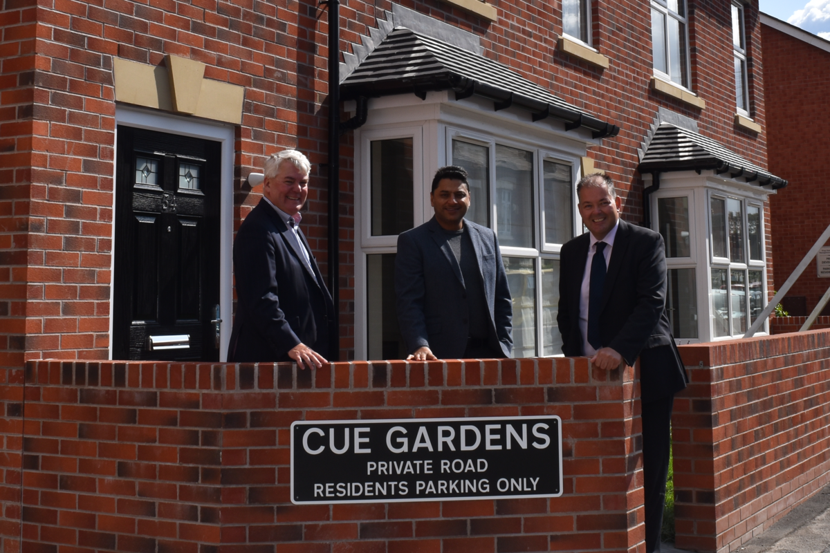 GBSLEP funding kick starts construction of 26 housing units in Birmingham