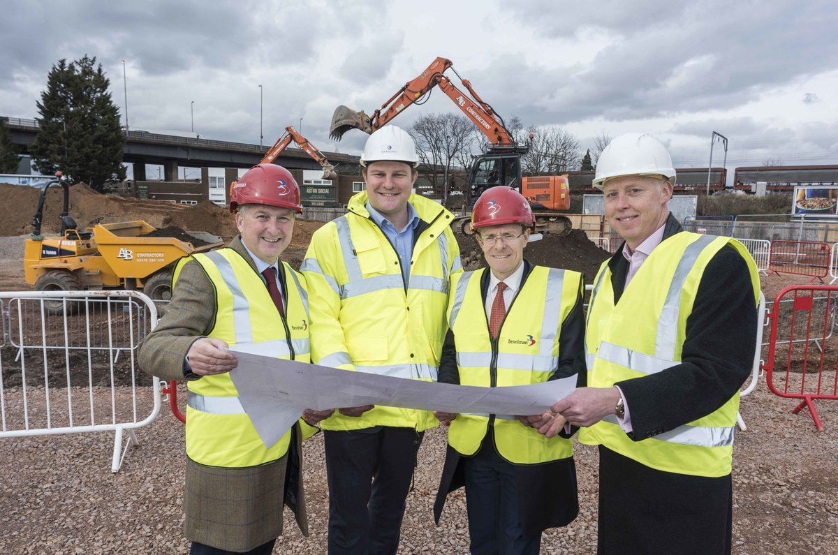 Birmingham brownfield development gets £3.6m backing from WMCA Collective Investment Fund