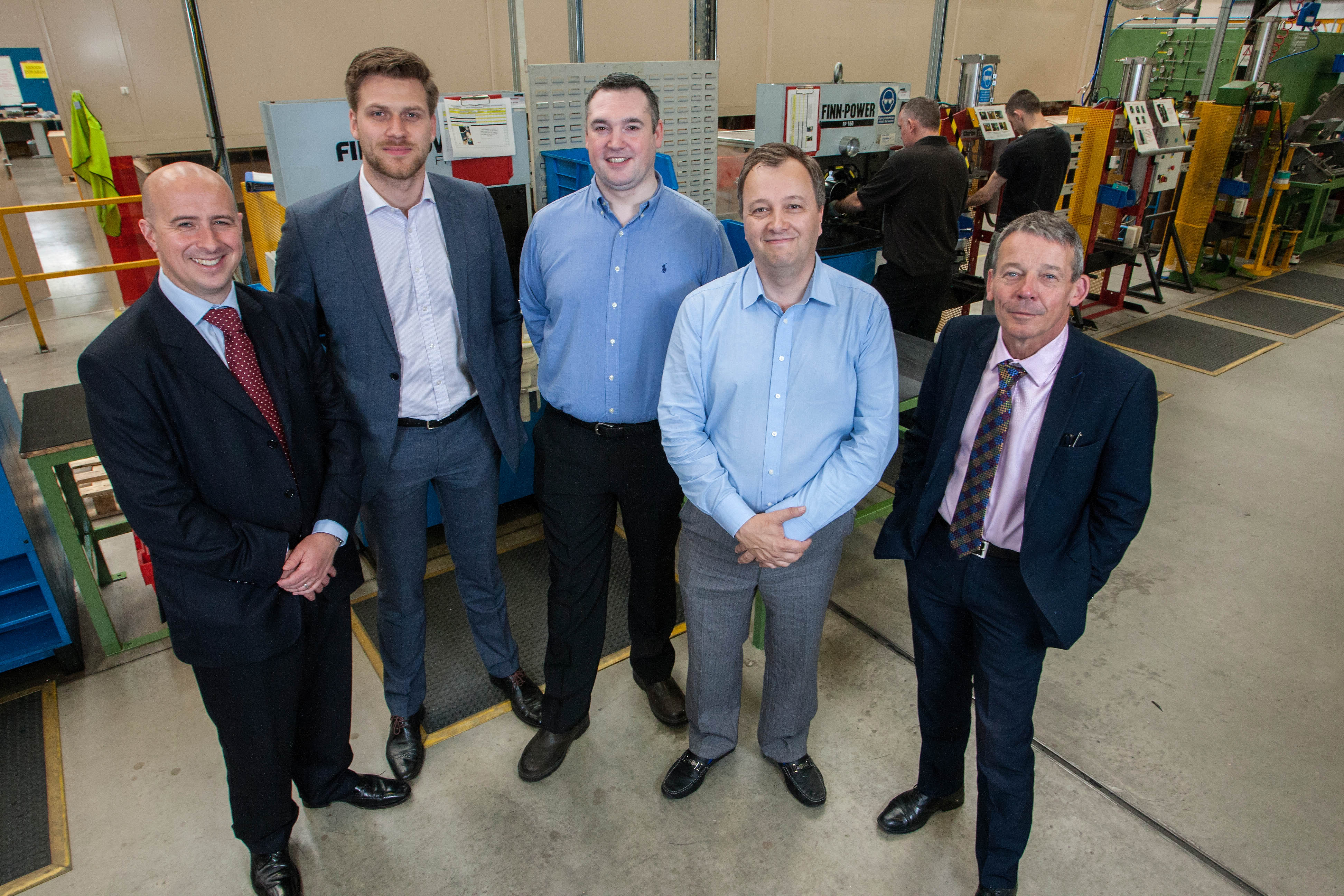 Investment drives growth for Dunlop Systems and Components