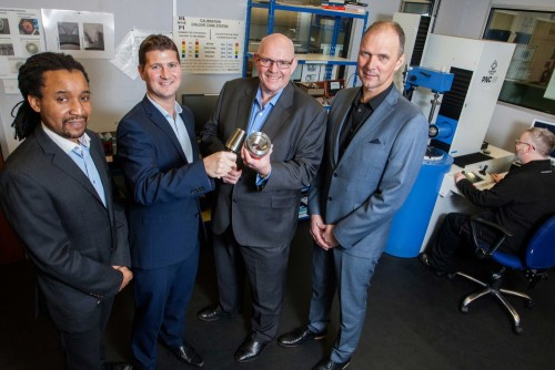 £1.2m funding from Finance Birmingham supports buy out of engineering firm